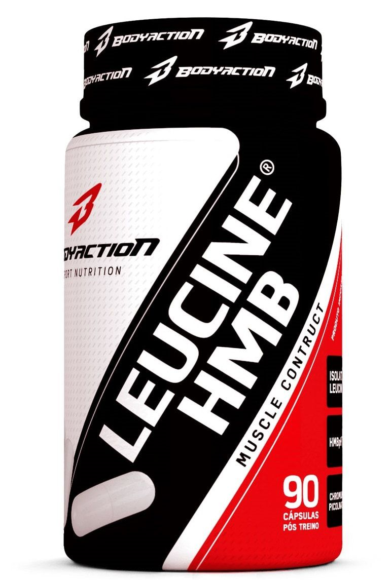 Leucine HMB Body Action - 90 caps