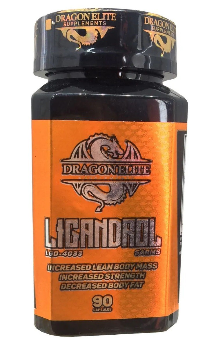 Ligandrol LGD-4033 Dragon Elite - 90 caps