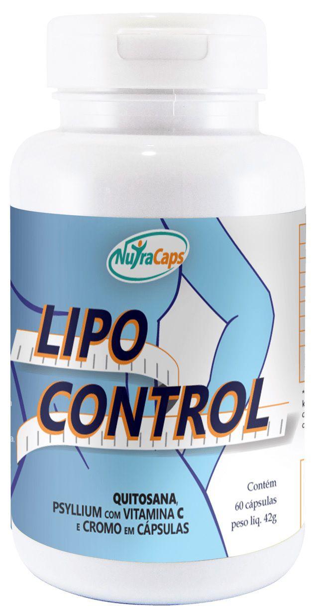 Lipo Control NutraCaps - 60 caps