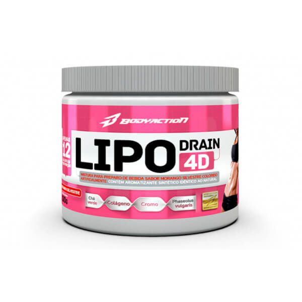Lipo Drain 4D Body Action - 20 doses