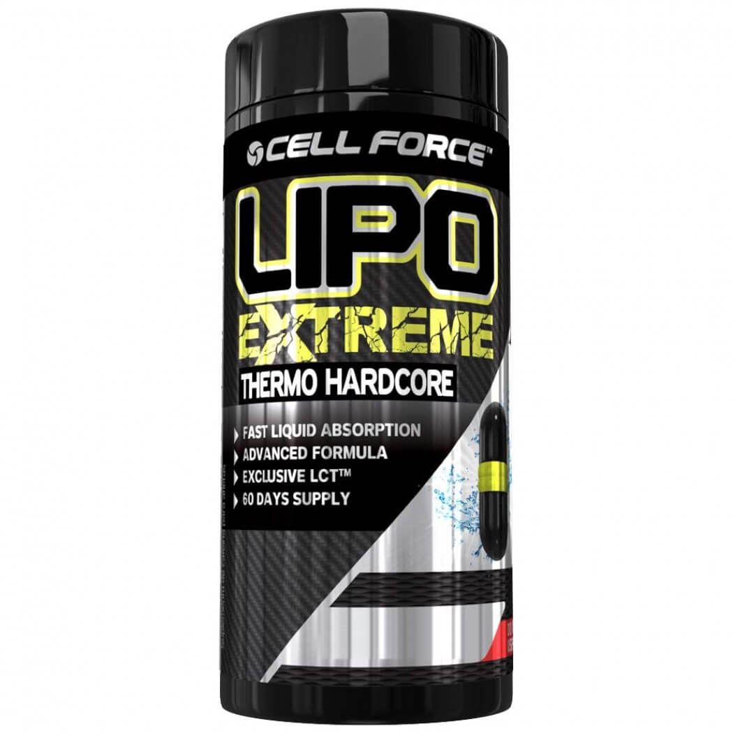 Lipo Extreme Cell Force 30 caps
