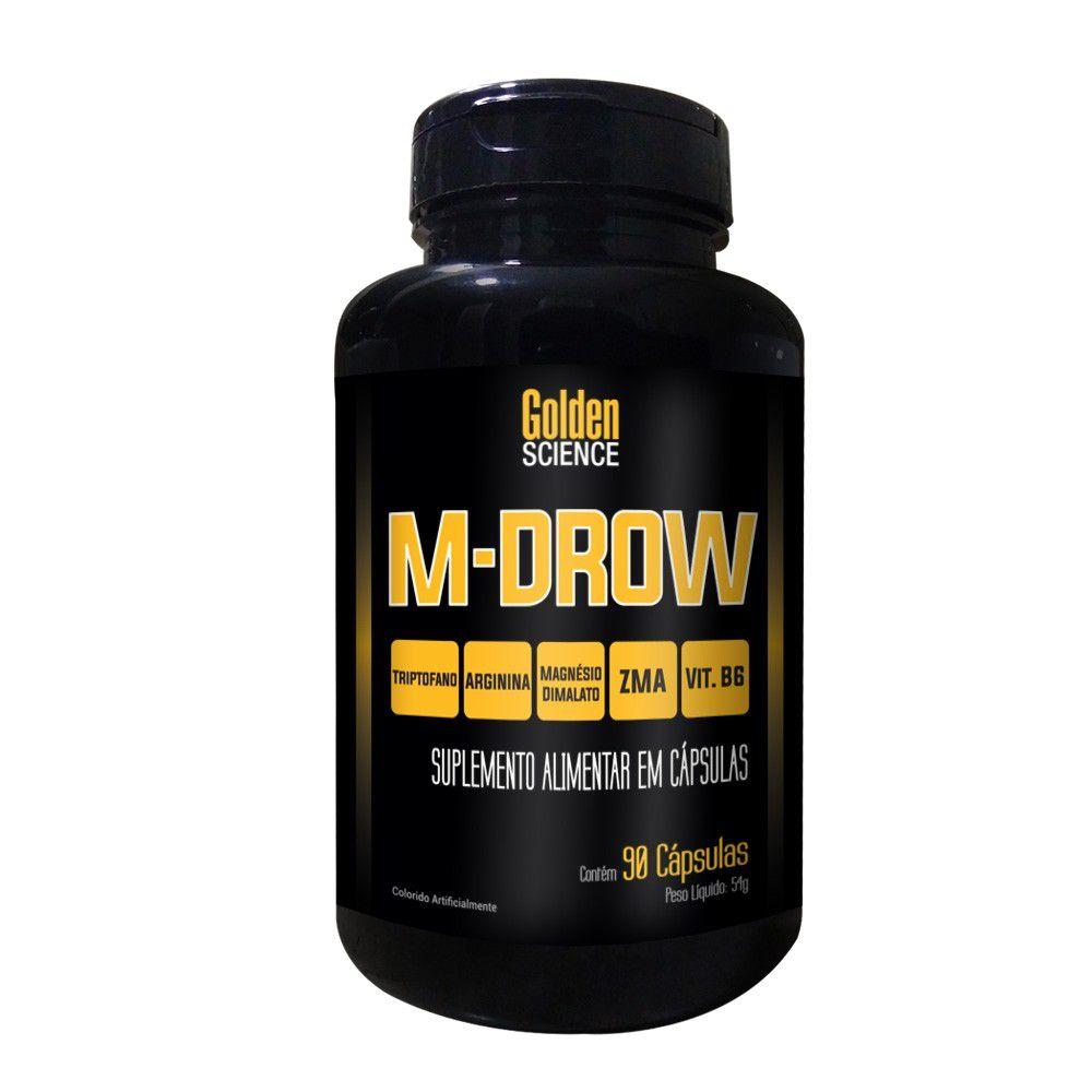 M-Drow Golden Science - 90 caps