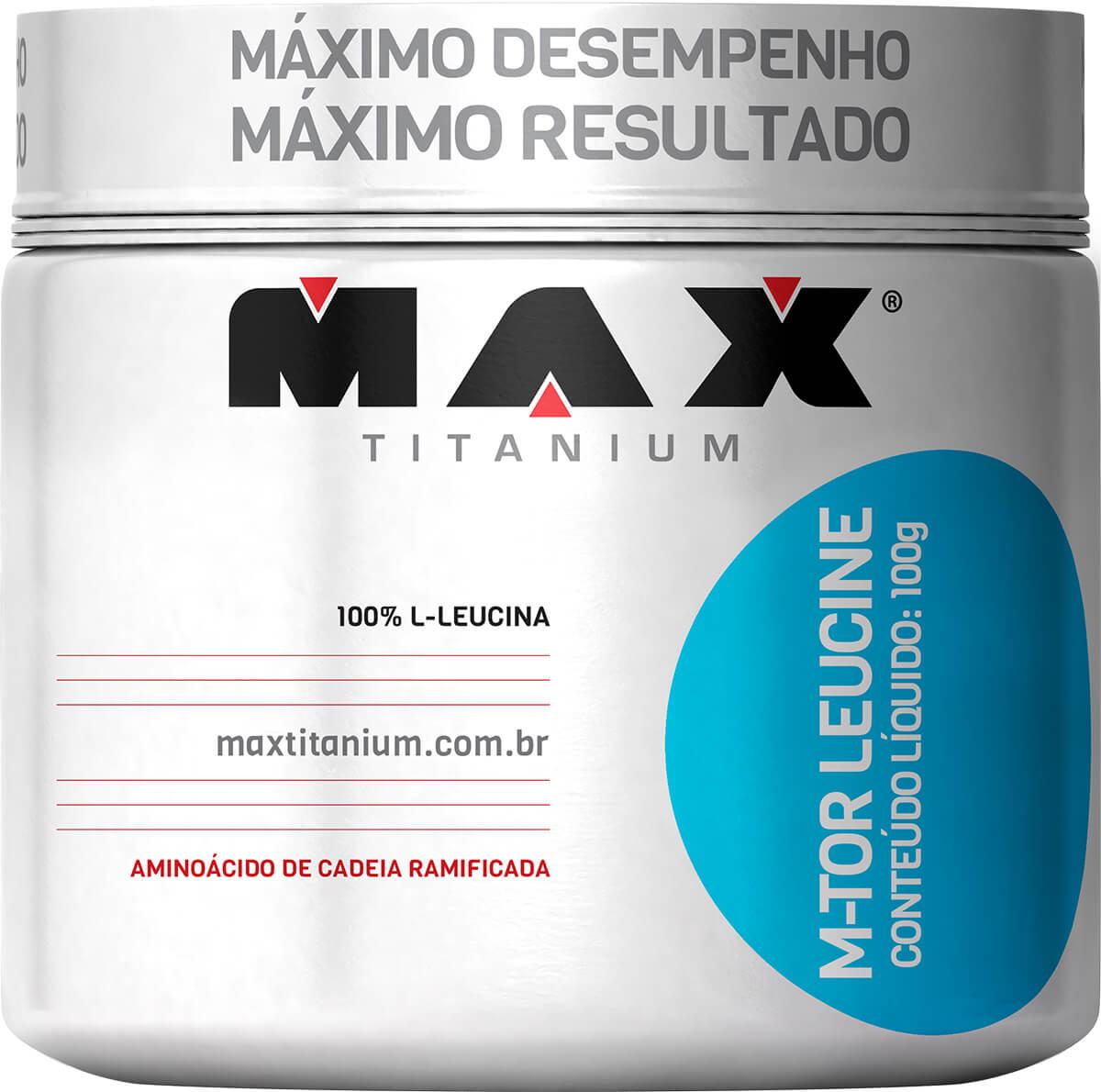 M-Tor Leucine Max Titanium - 100g