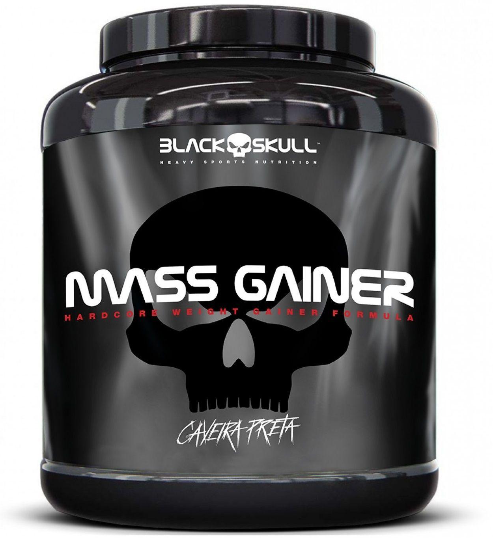 Mass Gainer Black Skull - 3kg
