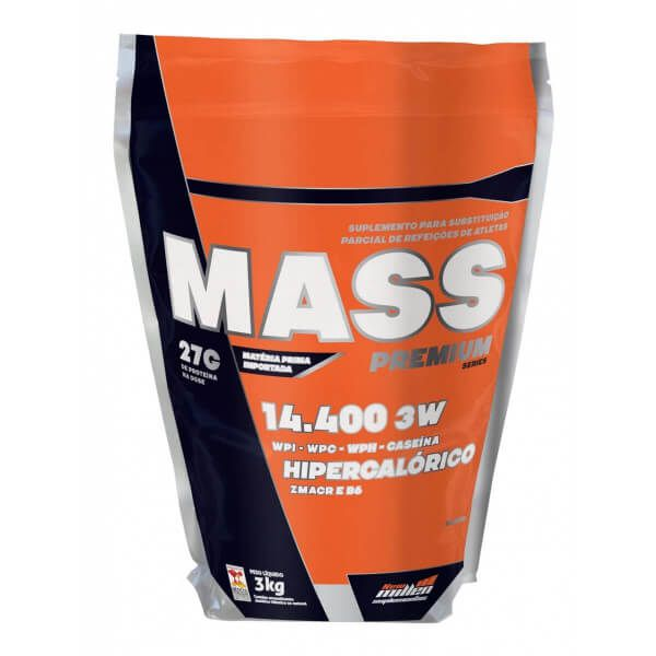 Mass Premium Series 14400 New Millen - 3kg