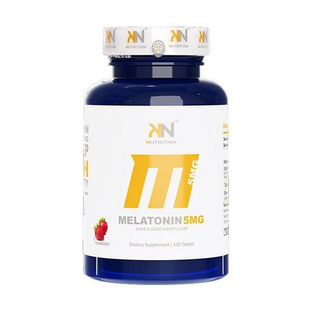 Melatonin 5mg KN Nutrition - 100 tabs