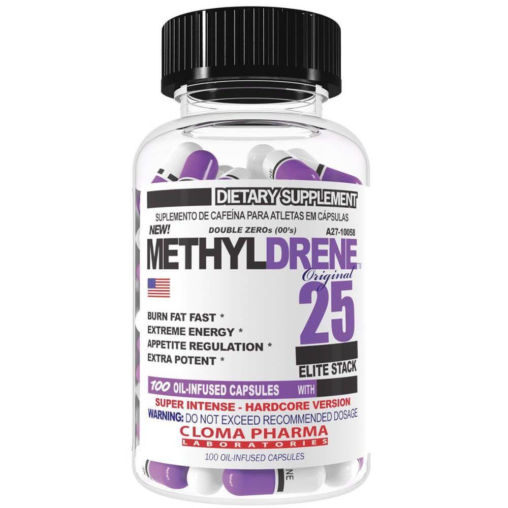Methyldrene 25 Cloma Pharma - 100 caps