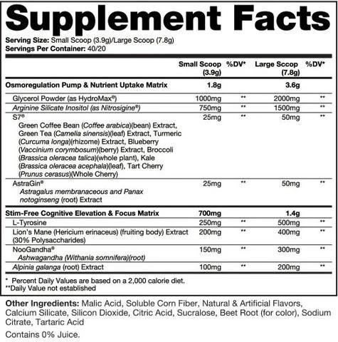 Mr. Veinz Dragon Pharma - 40 doses
