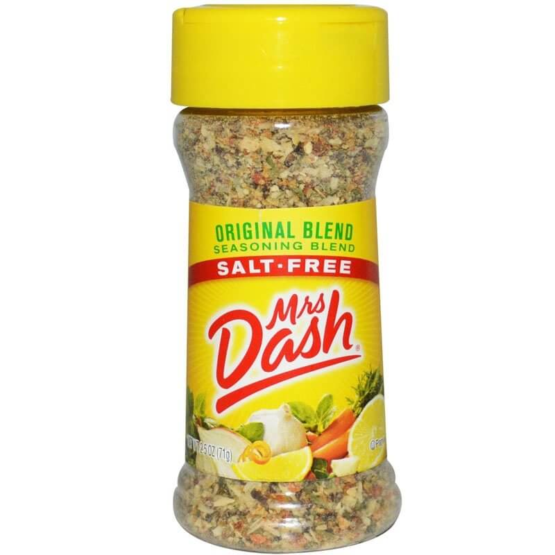 Tempero Mrs Dash 71g