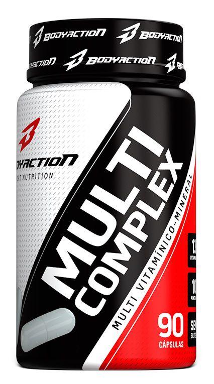 Multi Complex Body Action - 90 caps