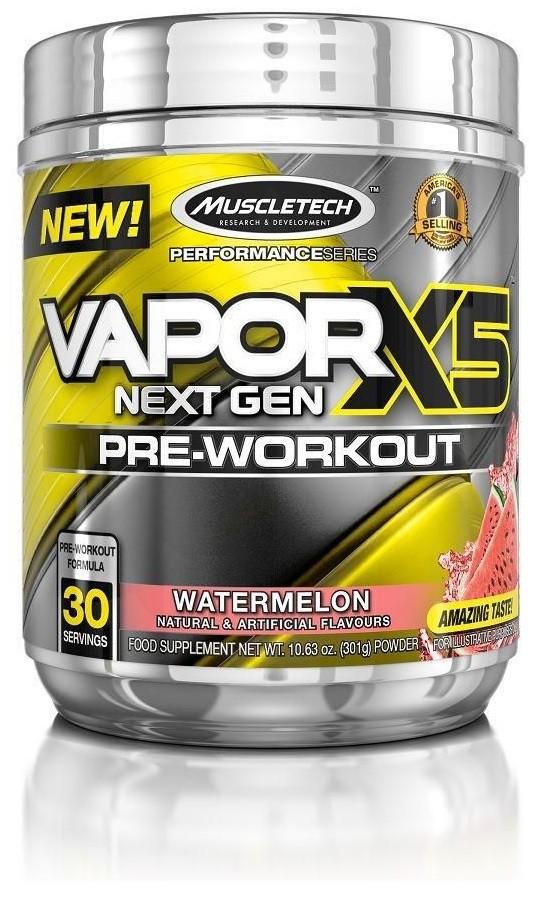 Nano Vapor X5 MuscleTech - 30 doses