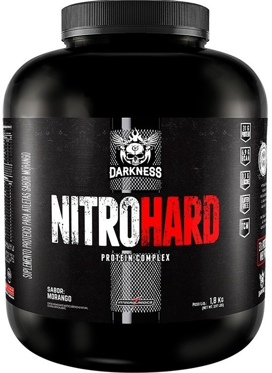 Nitro Hard IntegralMedica - 1.8kg