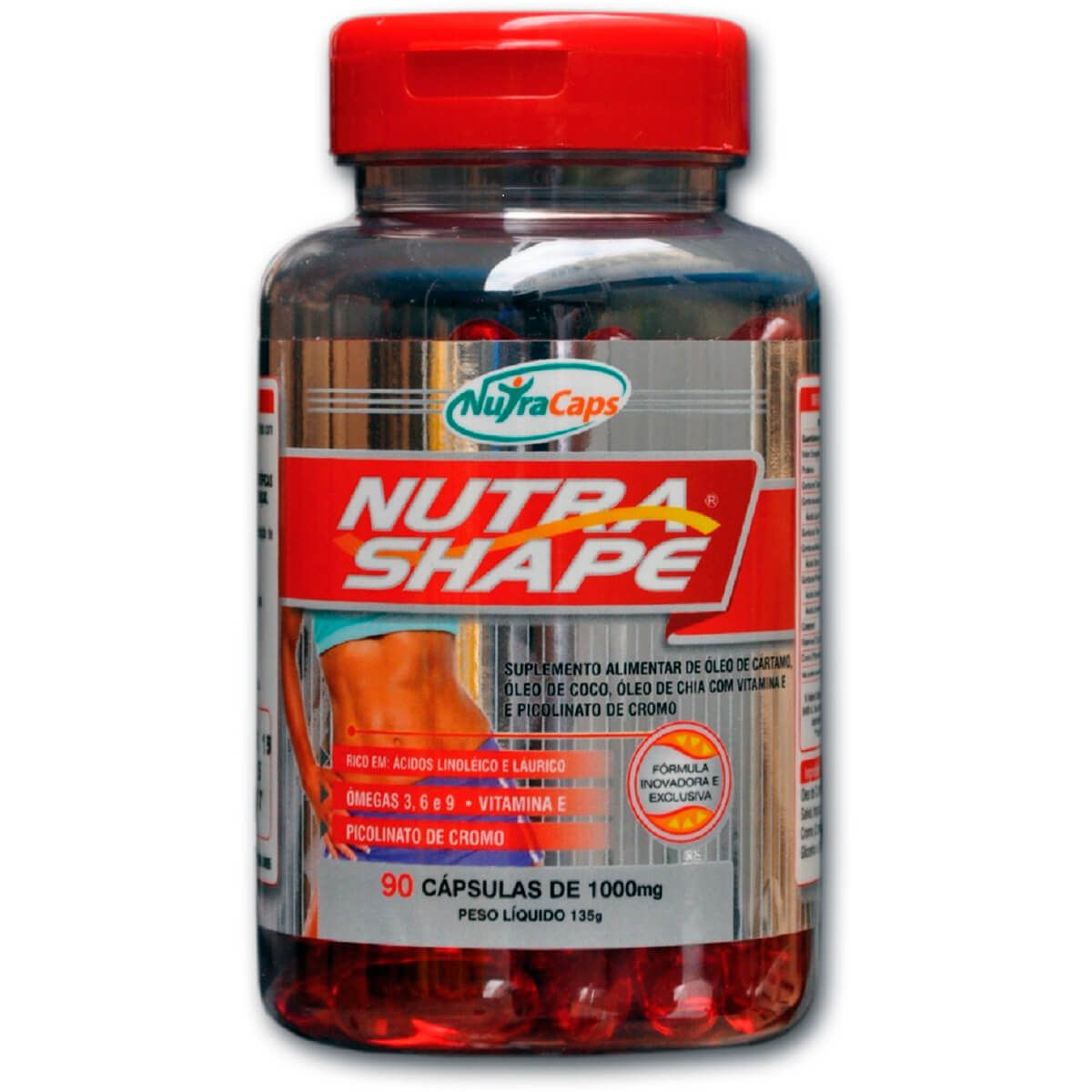 Nutra Shape 1000mg NutraCaps - 90 caps