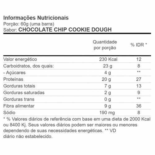 Opti-Bar Optimum Nutrition 60g - (unidade)