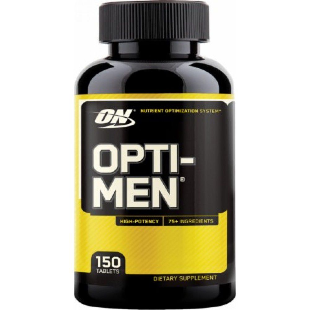 Opti-Men 150 caps - Optimum Nutrition