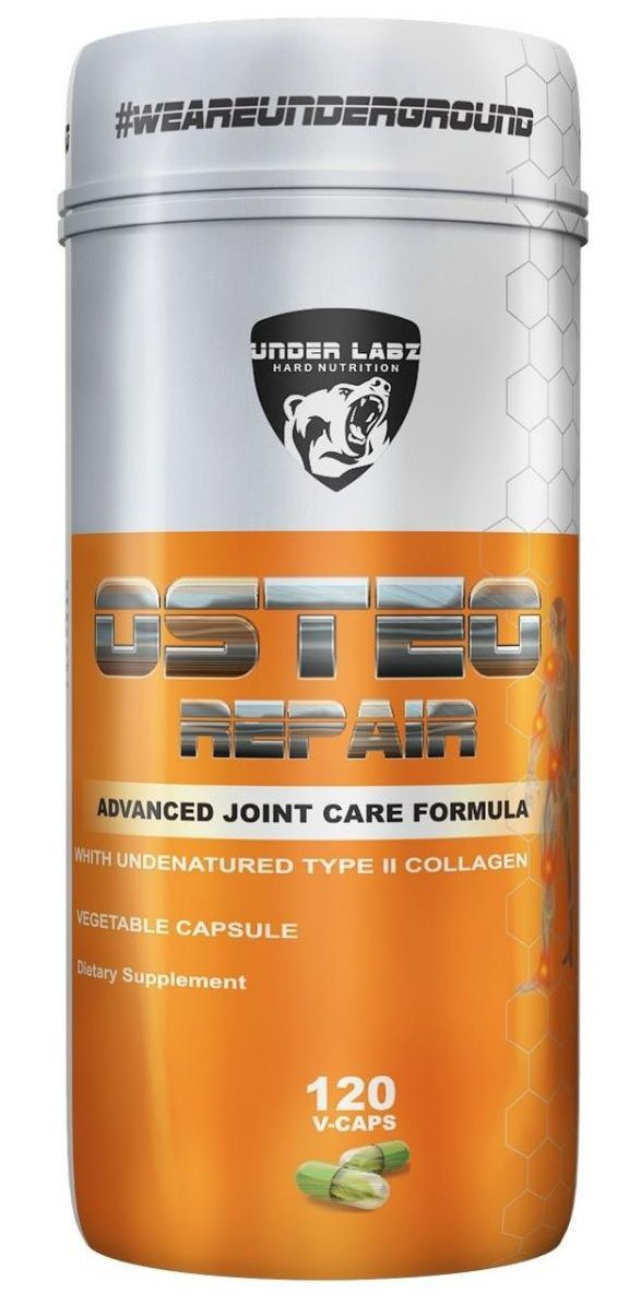 Osteo Repair UC-II Under Labz - 120 caps