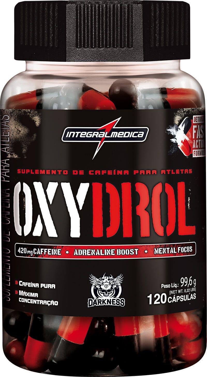 Oxydrol IntegralMedica - 120 caps