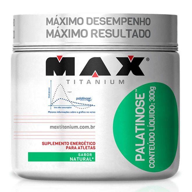 Palatinose Max Titanium - 300g