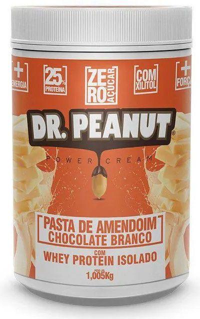 Pasta de Amendoim Dr. Peanut - 1kg