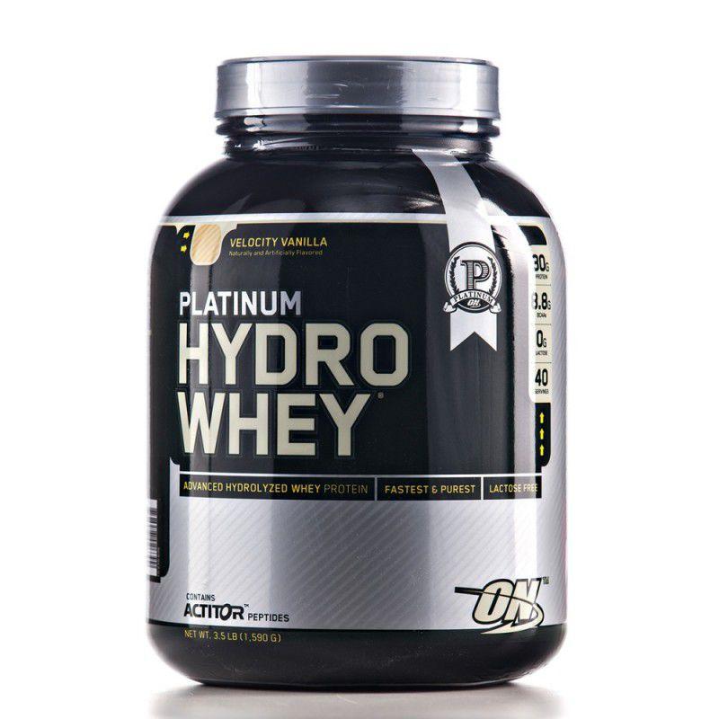 Platinum Hydro Whey Optimum Nutrition - 1.5kg