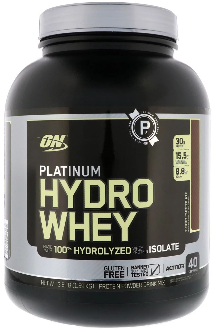 Platinum Hydro Whey Optimum Nutrition - 1.5kg