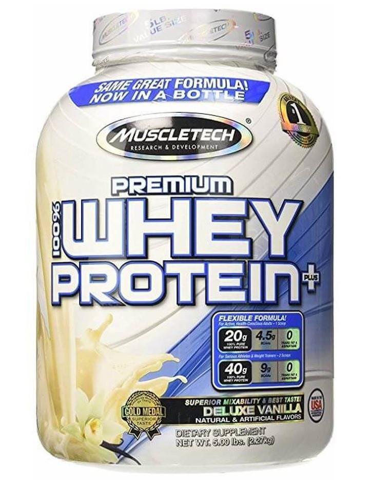 Premium 100% Whey Protein MuscleTech - 2.27kg