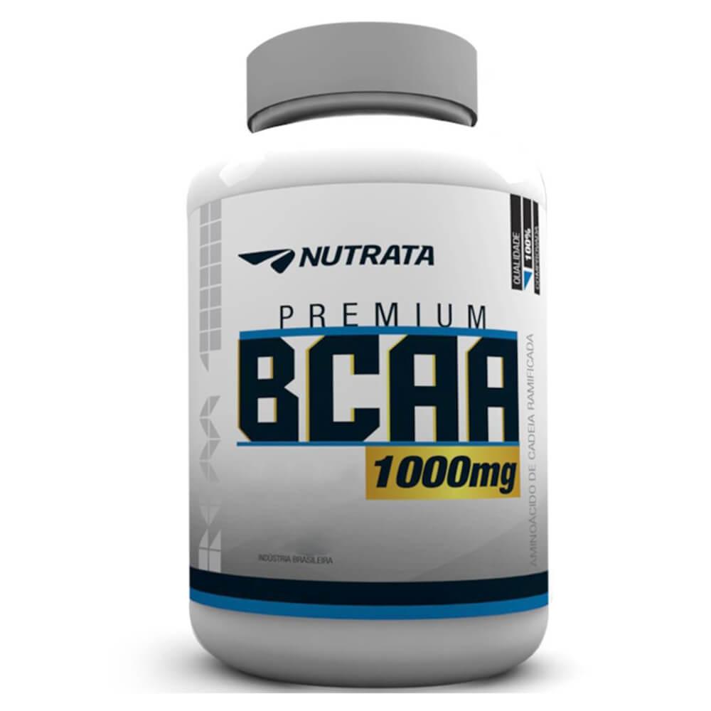Premium BCAA 1000 Nutrata 120 caps