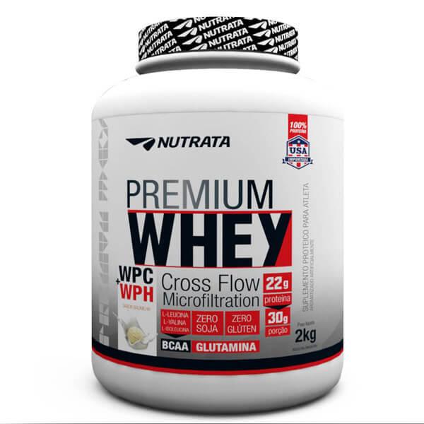 Premium Whey Nutrata - 2kg