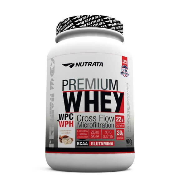 Premium Whey Nutrata - 900g