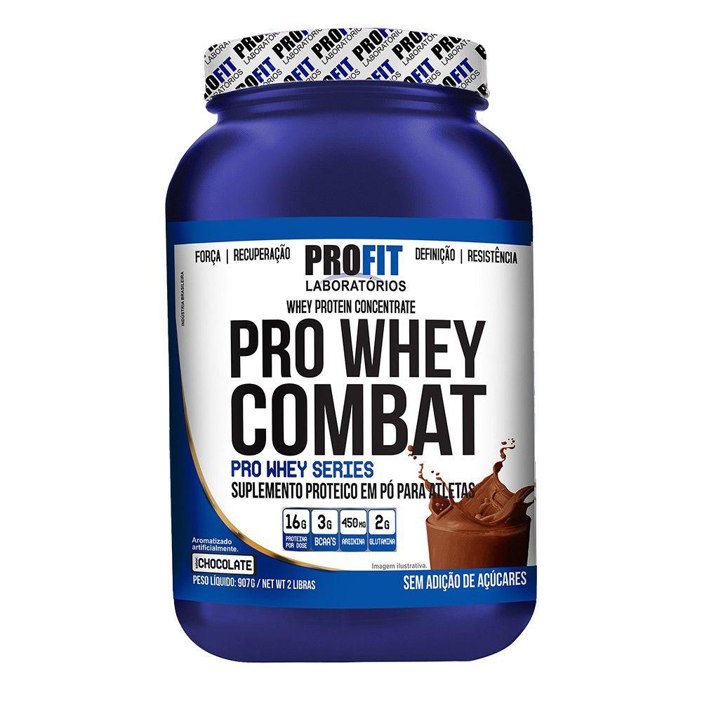 Pro Whey Combat Profit - 907g
