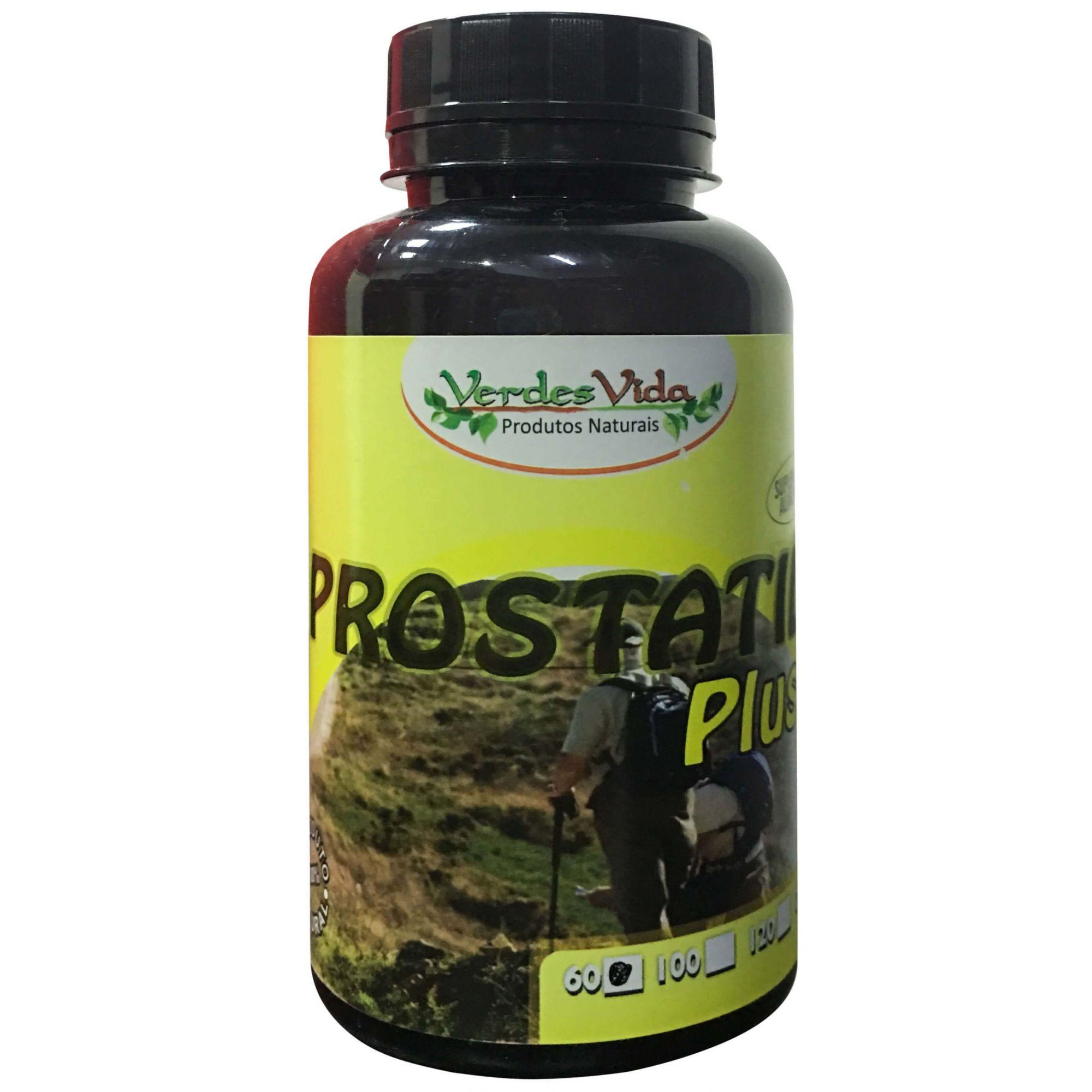 Prostatil Plus Verdes Vida - 60 caps