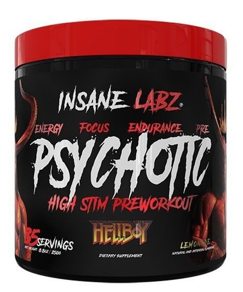 Psychotic Hellboy Insane Labz - 250g