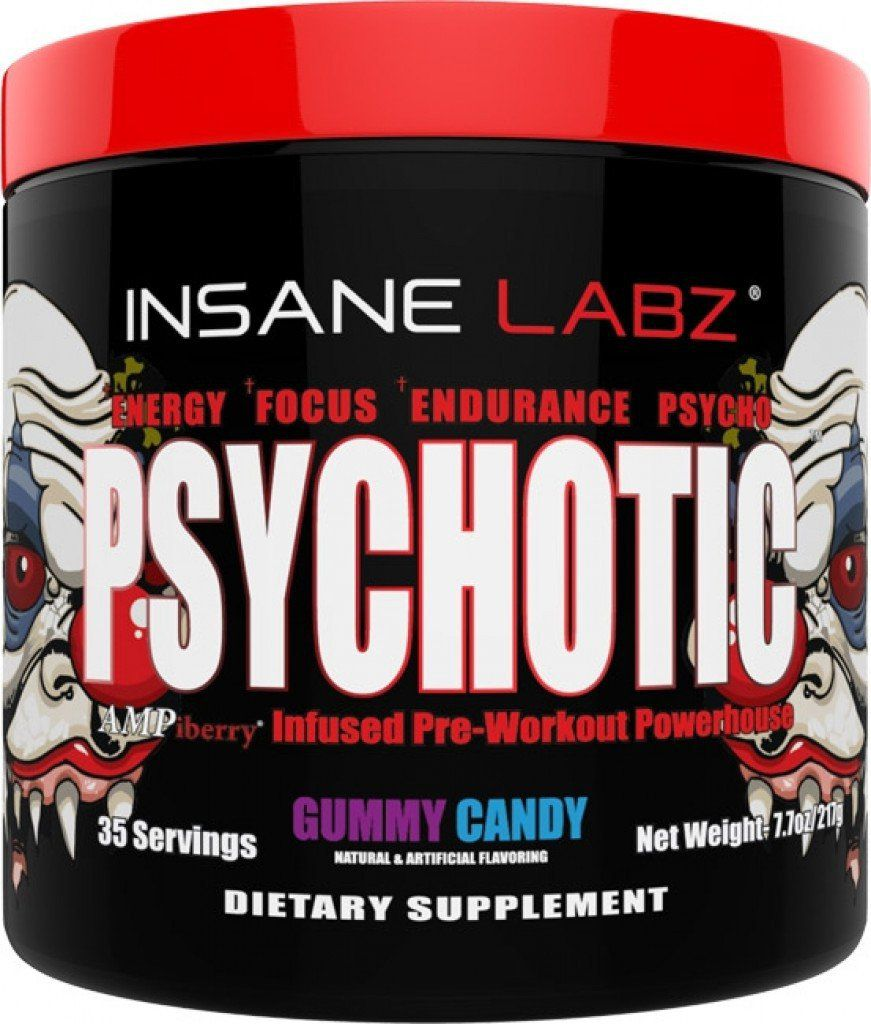 Psychotic Insane Labz - 214g