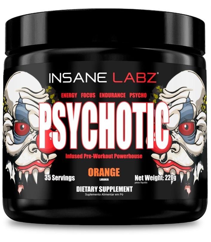 Psychotic PowerHouse Insane Labz (NACIONAL) - 220g