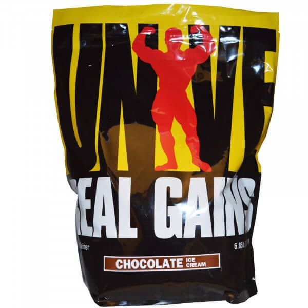 Real Gains Universal Nutrition - 3kg