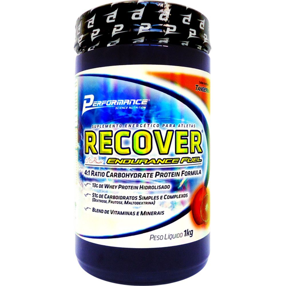 Recover Endurance Fuel Performance Nutrition - 1kg