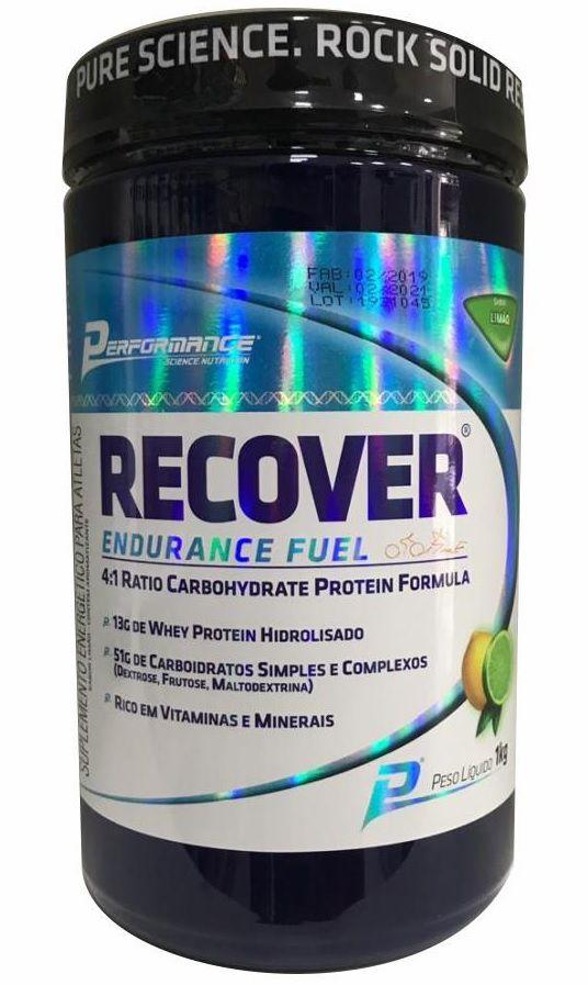 Recover Endurance Fuel Performance Nutrition - 1kg