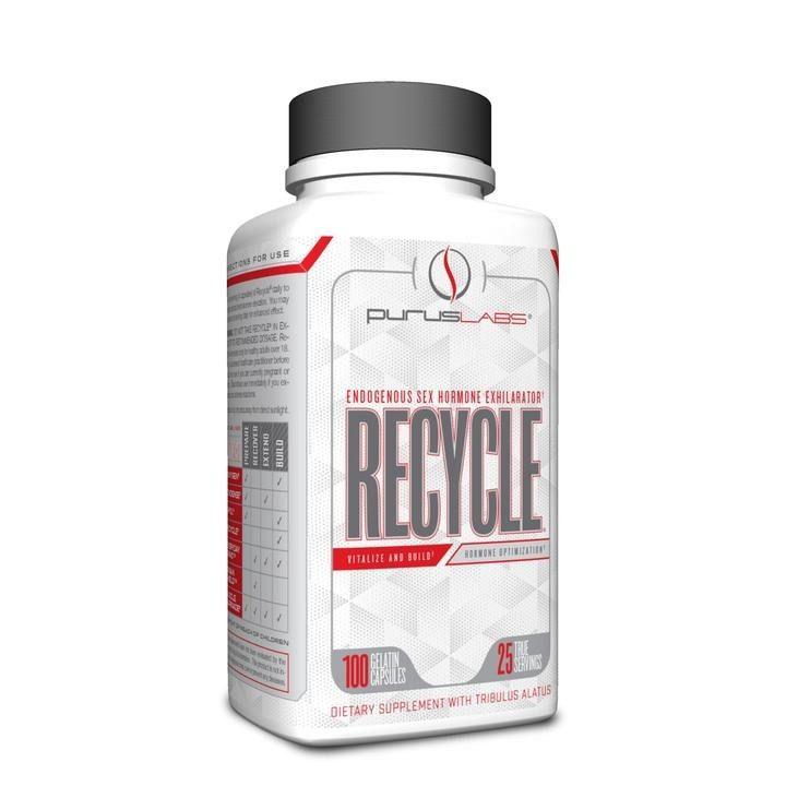 Recycle Purus Labs - 100 caps