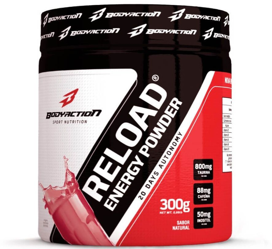 Reload Energy Powder Body Action - 300g