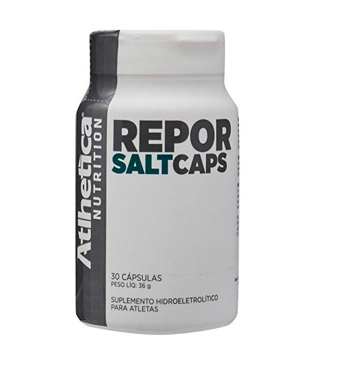 Repor Salt Caps Atlhetica Nutrition - 30 caps
