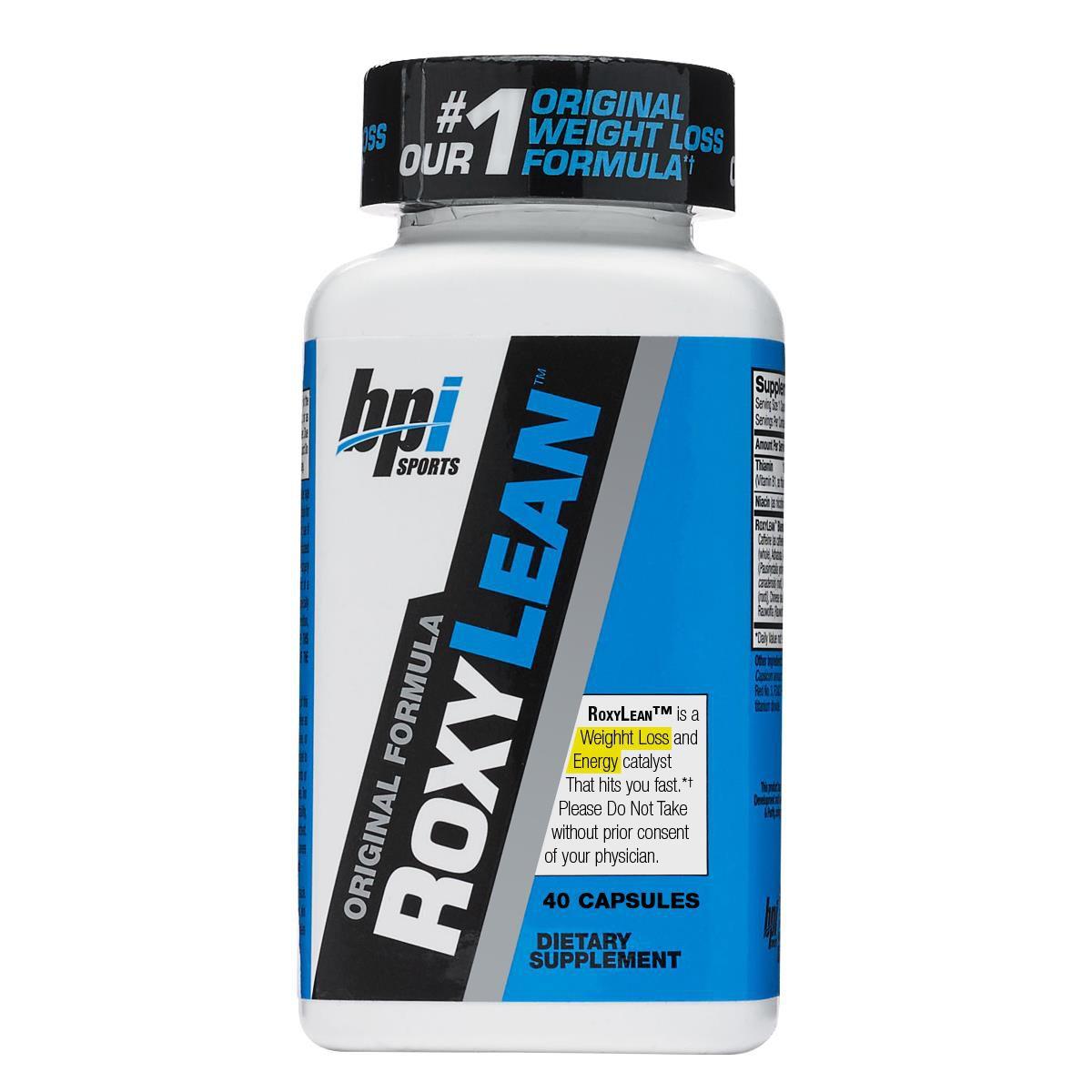 Roxy Lean BPI - 40 caps
