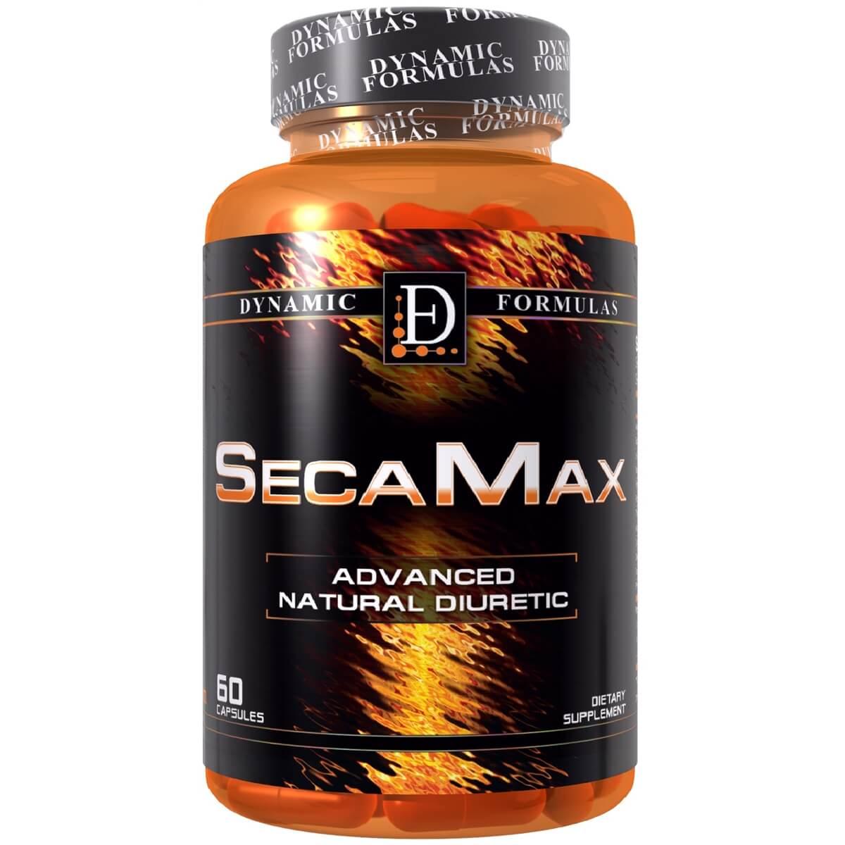 Seca Max Dynamic Formulas - 60 caps