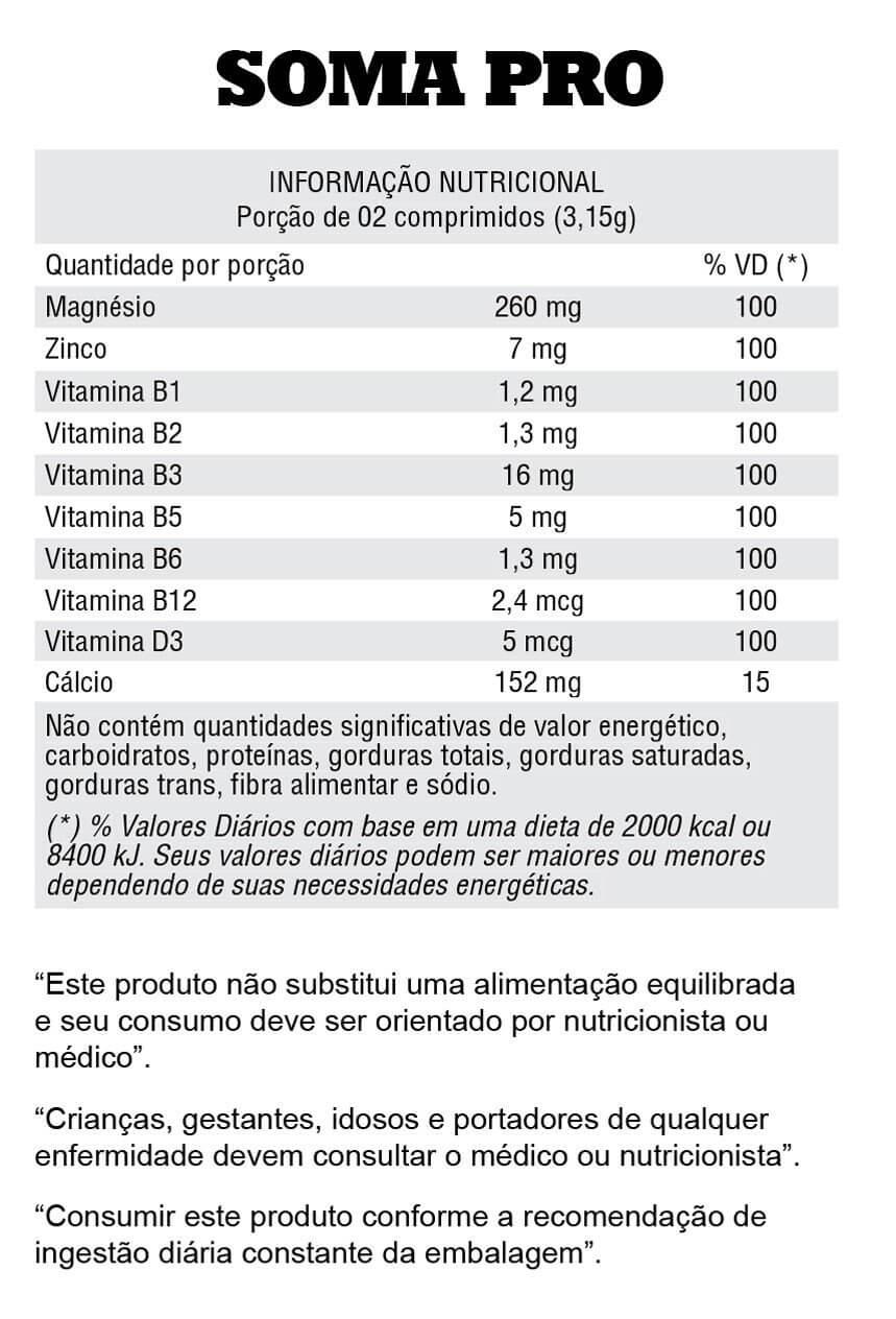 SomaPRO Iridium Labs - 60 caps