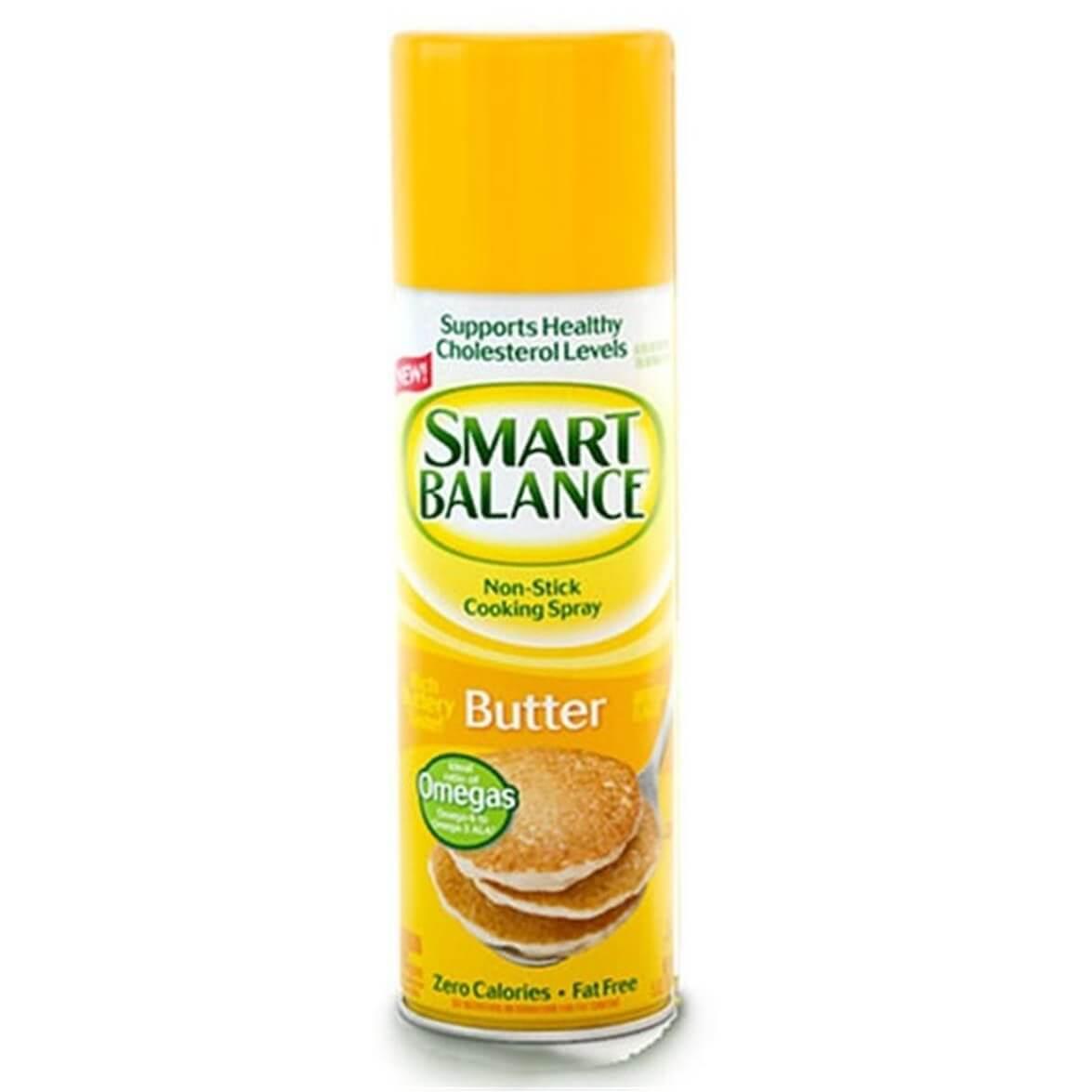 Spray Não-Aderente Culinário Manteiga Smart Balance - 141g