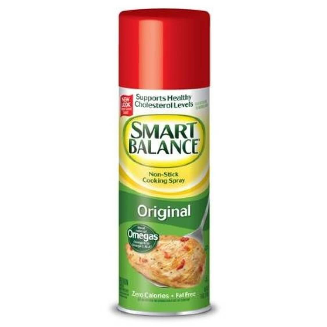 Spray Não-Aderente Culinário Original Smart Balance - 170g