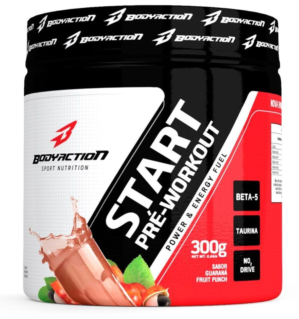 Start Pre-Work Body Action - 300g