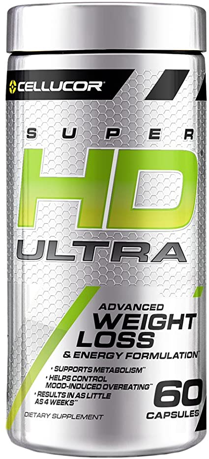 Super HD ULTRA Cellucor - 60 caps