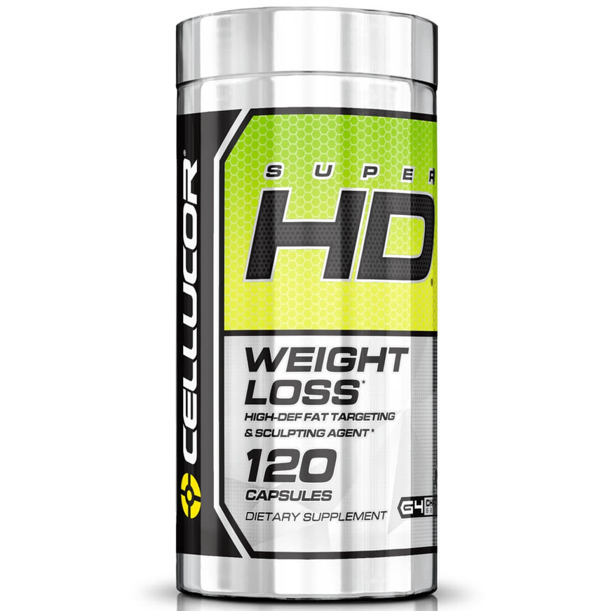 Super HD Cellucor - 120 caps