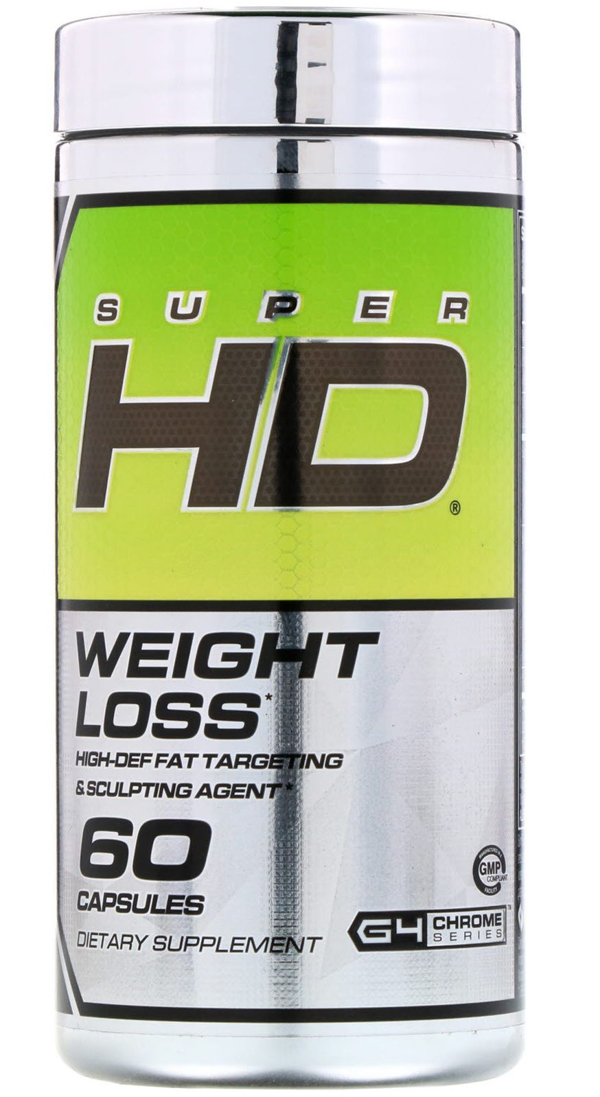 Super HD Weight Loss Cellucor (IMPORTADO) - 60 caps