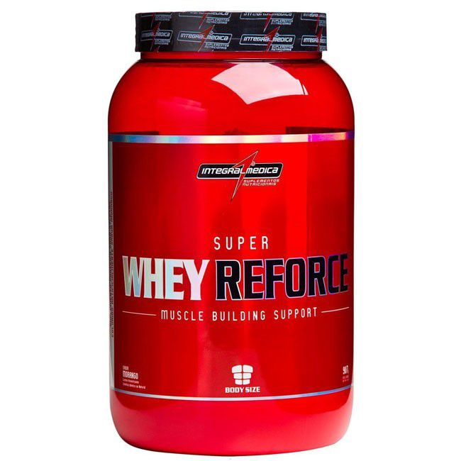 Super Whey Reforce IntegralMedica - 900g
